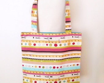 Seamstress Craft Tote Bag