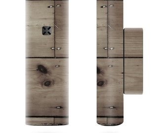 Skin Decal Wrap for Ploom Pax 2, Pax Vaporizer Cover Sticker Skins Wooden