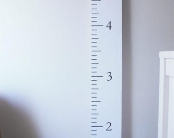 Wooden Growth Chart, Growth Chart Ruler, Growth Ruler, Family Growth Chart, Childrens Growth Chart