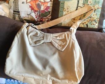 Pretty hobo bag
