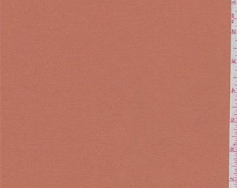 Squash Orange Fine Line Twill, Fabric By The Yard