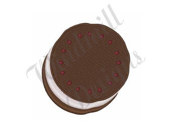 Whoopie Pie - Machine Embroidery Design