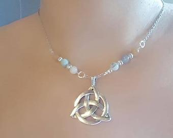 The Druids, Triquetra necklace