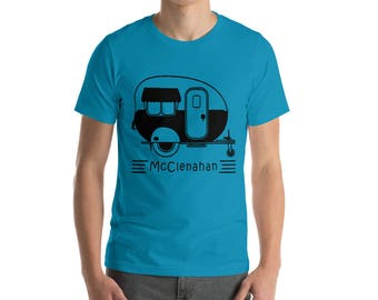 Camping with Mabel T-Shirt