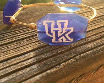 Kentucky bangle bracelet