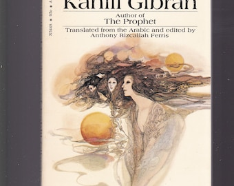 Kahlil Gibran, Spiritual Sayings of. 1970 3rd Printing Bantam Paperback In NEAR- FINE Condition. Gift Quality.
