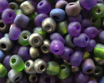 Napa Valley 6/0 Seed Bead Mix 15 grams