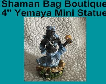 """4"""" Yemaya Statue"""