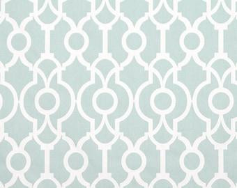3 yards Ecru Backdrop Snowy Blue White - Home Decor  - Premier Prints  - fabric by the yard