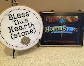 Bless This Hearth(stone) ...