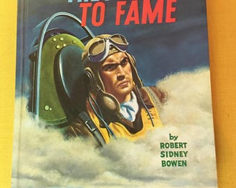 They Flew to Fame by Robert Sidney Bowen, 1963