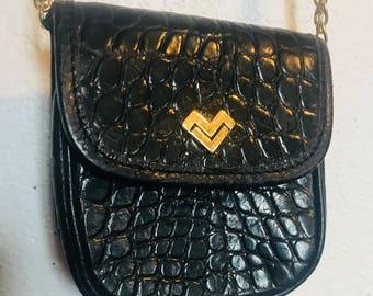 Mario Valentino clutch bag!