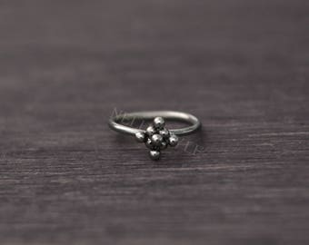 SALE - Nose Ring Earring - surgical steel nose jewelry, nose hoop