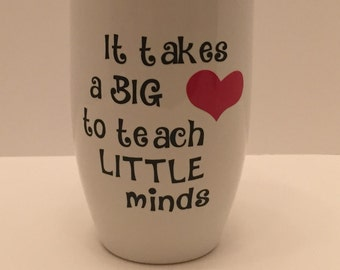 Perfect Teacher Latte Mug