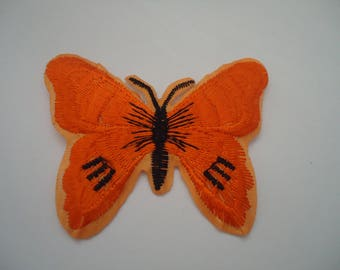 patch Thermo - application - Butterfly - ORANGE