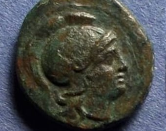 Authentic Ancient Coin of Athena, Minted Under Lysimachus Between 305-281 B.C.  Authenticated By David Sear