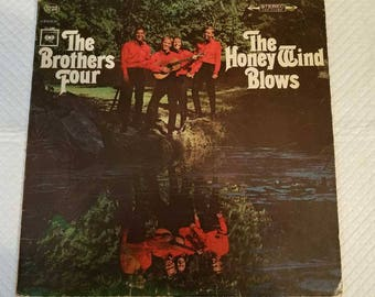 The Brothers four The Honey wind Blows 1965