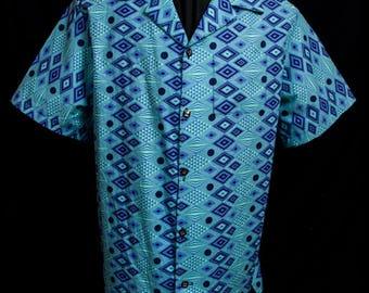 NEW! Mezmer Eyez ultra-limited-edition ultra-high quality men's shirt