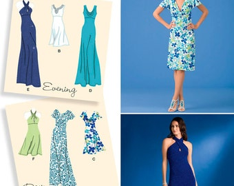 Simplicity Sewing Pattern 2580 Misses Special Occasion Dresses