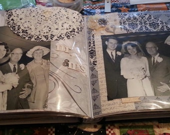 Custom Scrapbook Albums(Completed)