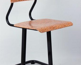 Orange 5 van Krimpen design chair