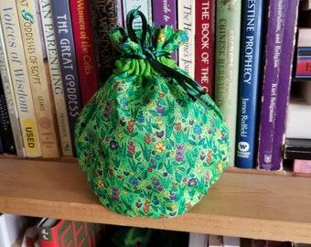 My Pretty Dice Bag - Meadow Flowers Edition
