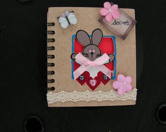 """secrets"" book, my first diary for girl"