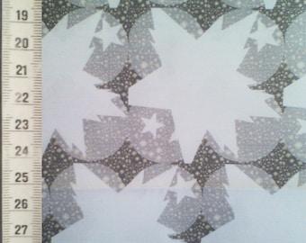 creation of printed fabrics Galaxy design
