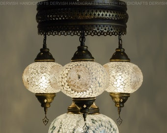 Moon Lamp, Ceiling Lamp, Lampshades, Hanging Lamp, Ceiling Light,  Chandelier Lighting