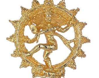 Dancing Shiva Pendant