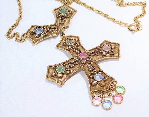 GOLDETTE Necklace / Designer Necklace / Designer Fashion Jewelry / Runway