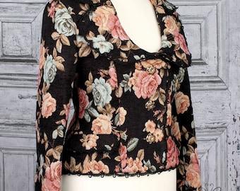 Tapestry rose Blazer