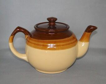 Vintage Northland Mountain Stoneware Pottery Teapot ~ Japan