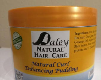 Natural Curl Enhancing Pudding - Leave-in
