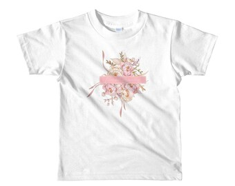 NAHLI Floral Dreams Kids' Tee 2-6yrs