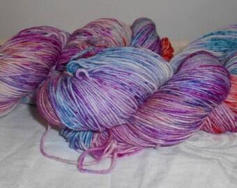 Handdyed Sock Yarn 4ply CC18/505