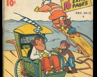 Monkeyshines Comics #12 December 1946