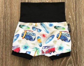 Shorts made by a MOM * van and surf
