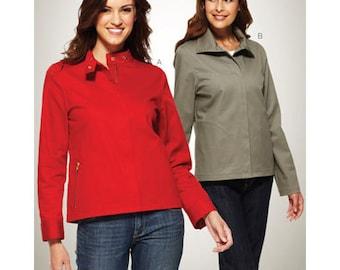 Kwik Sew pattern 3890 Misses', Women's, Teen Girls Jacket - new and uncut
