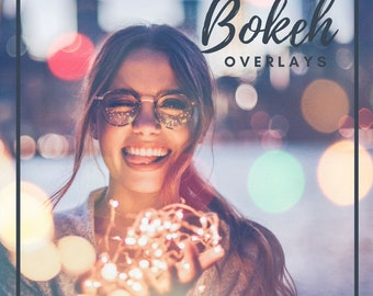 30 Bokeh Overlays, Photoshop Overlays, Bokeh Lights, Spring Overlays, Summer, Bokeh Effects Overlay, Lights Overlay, Digital backdrop