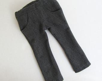 """18"""" Doll Jeans - Slim 18 Inch Doll Clothes - Made To Fit Slimmer Dolls Such As Journey Girls"""