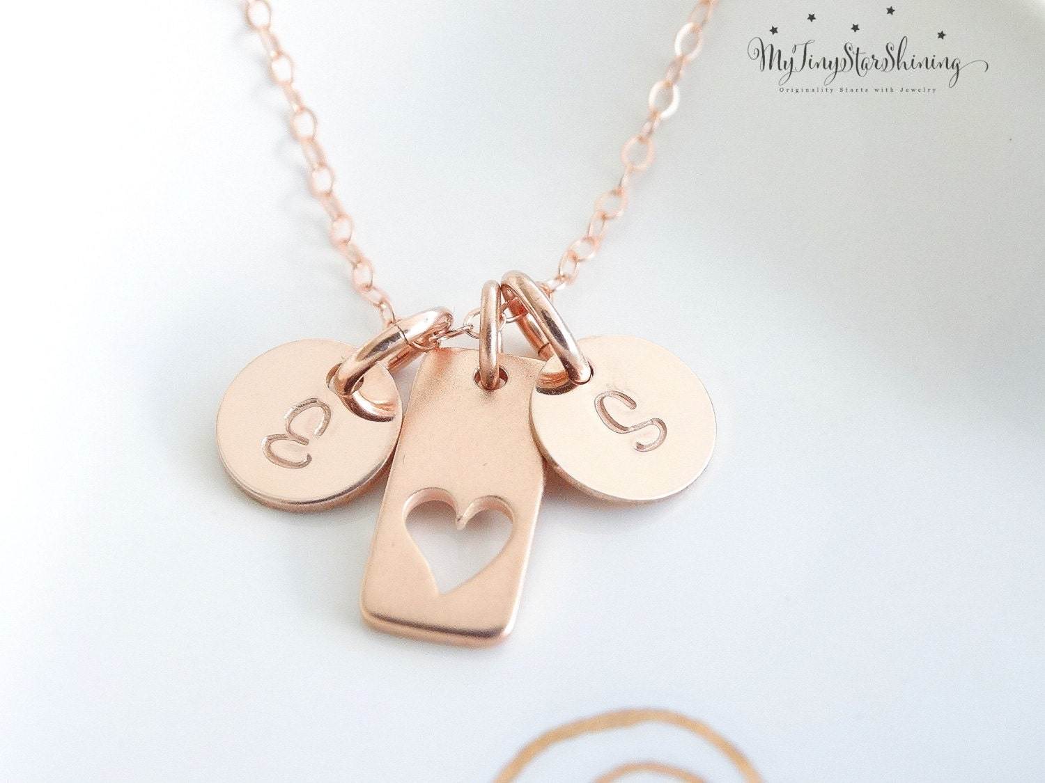 Heart necklace mother daughter jewelry mother daughter necklace set heart necklace mother daughter jewelry mother daughter necklace set rose gold heart pendants mom daughter gift set mom christmas gift aloadofball Images