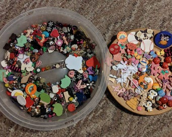 Embellishments and Charms