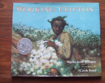 Hardcover-Working Cotton by Sherley Anne Williams