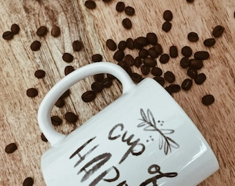 CUP OF HAPPY | mug