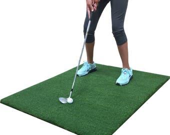 3'x3' Premium Emerald Par Golf Mat
