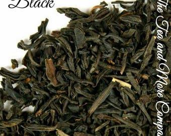 Organic Black Tea... Loose Leaf Tea, Sweet Tea, Kosher, Gift, Birthday