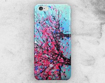Floral iphone 7 case, iphone 7 plus case, Watercolor iphone 6s case, iphone 6s plus case, iphone 6 case, iphone 6 plus case, iphone 5s case