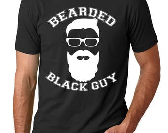 Bearded Black Guy Shirt