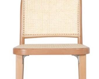 Thonet Prague chair made of high quality wood.